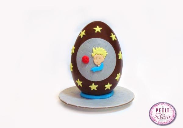 Σοκολατένιο αυγό Μικρός Πρίγκιπας