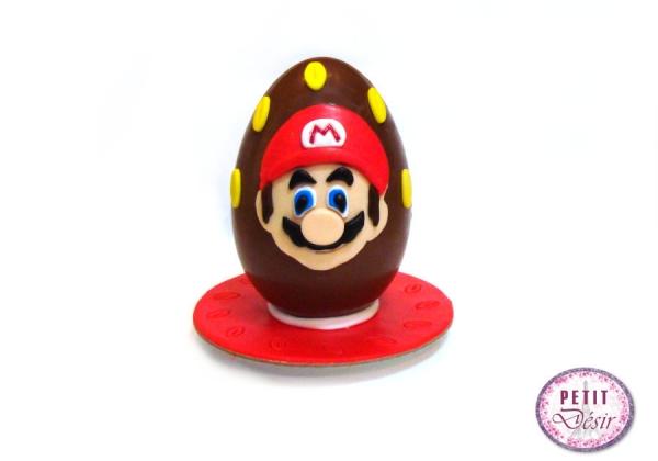 Σοκολατένιο αυγό Super Mario