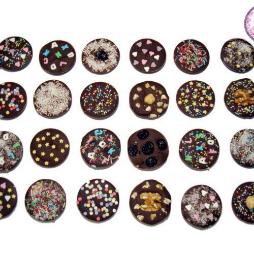 Σοκολάτα για κάθε στιγμή